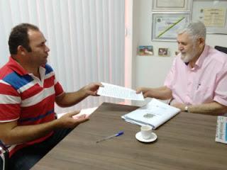 Luiz Couto consegue R$ 300 mil para rede de saúde de Barra de Santa Rosa