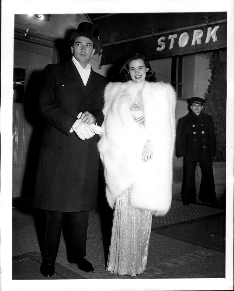 Thelma Todd: Gloria Vanderbilt And Pat DiCicco