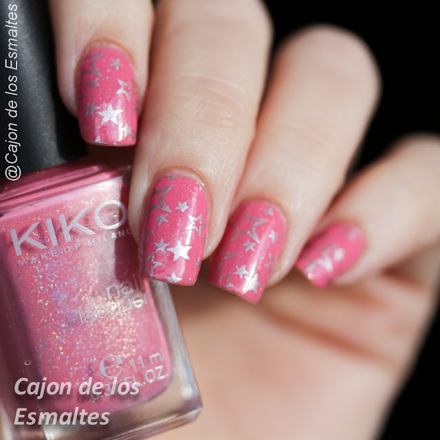 Esmalte de uñas Kiko 505