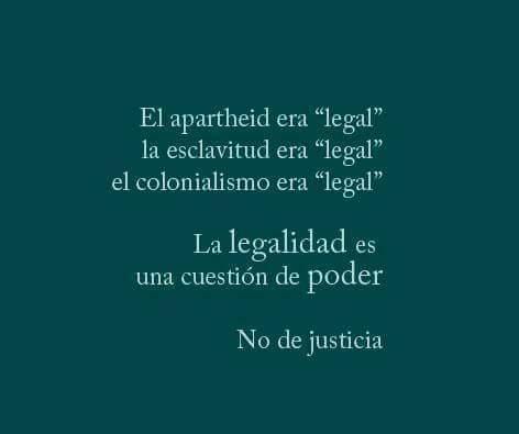 Formación feminista. Justicia patriarcal.