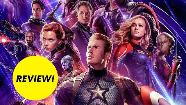Avengers Endgame recensione Antro