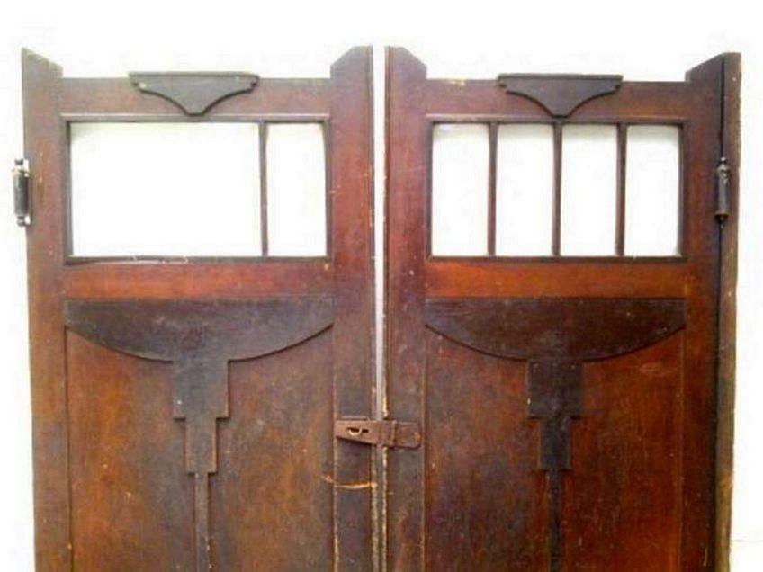 pintu koboi kayu jati 1