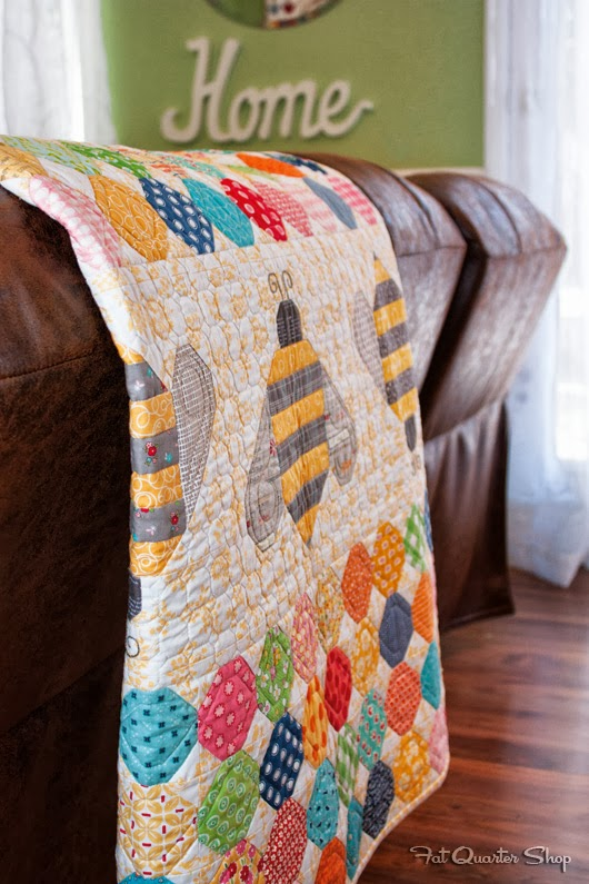 Quilty Fun by Lori Holt of Bee in my Bonnett