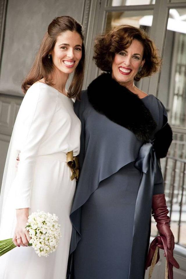 Vestidos madre de la novia boda de dia