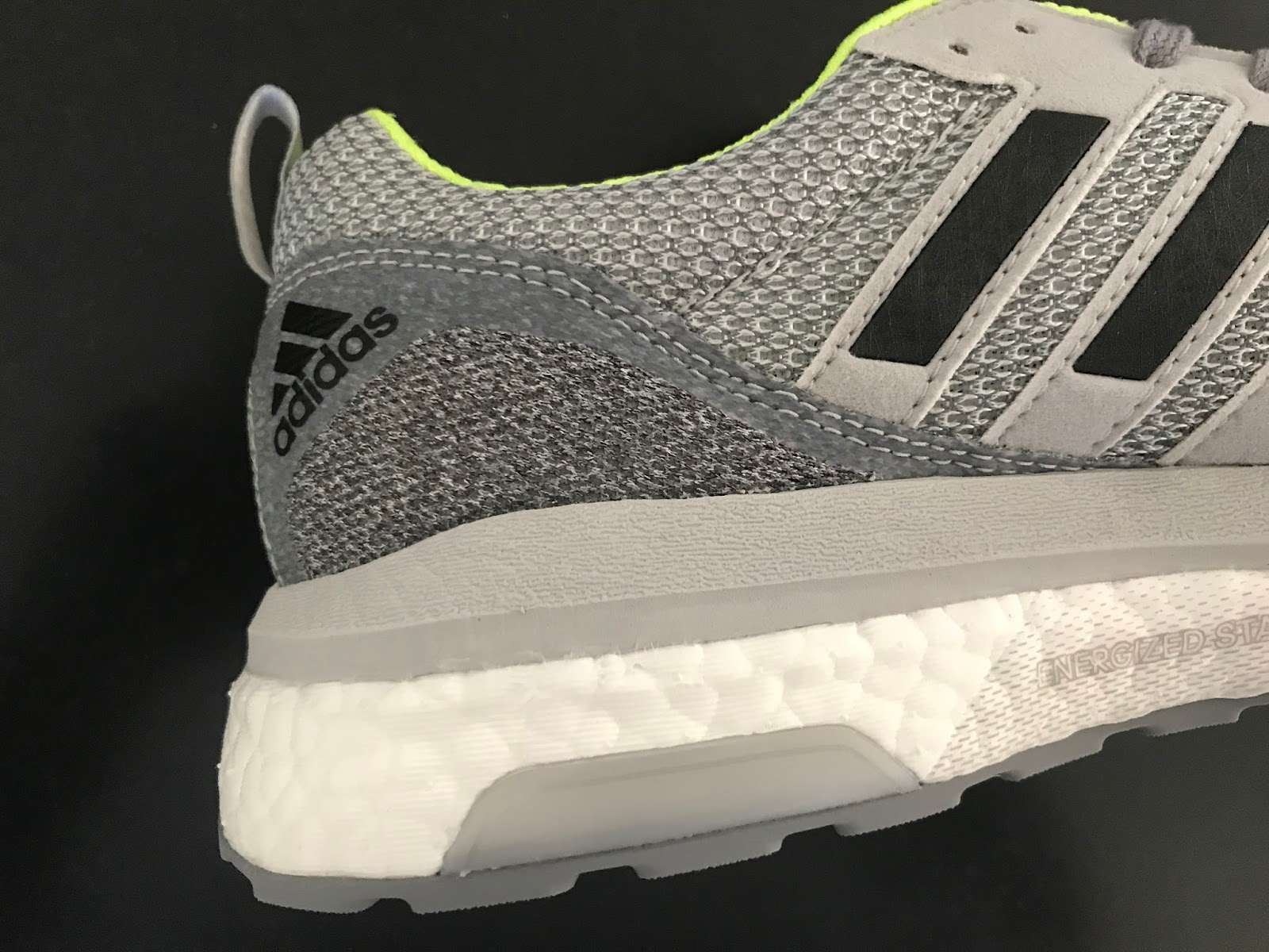 c535f58feedda the gray EVA layer extends the full length of the shoe underfoot