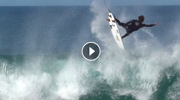 Yago Dora quot 8 days in J-Bay quot