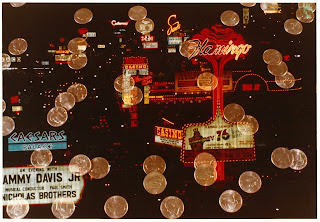 Photomontage of Las Vegas