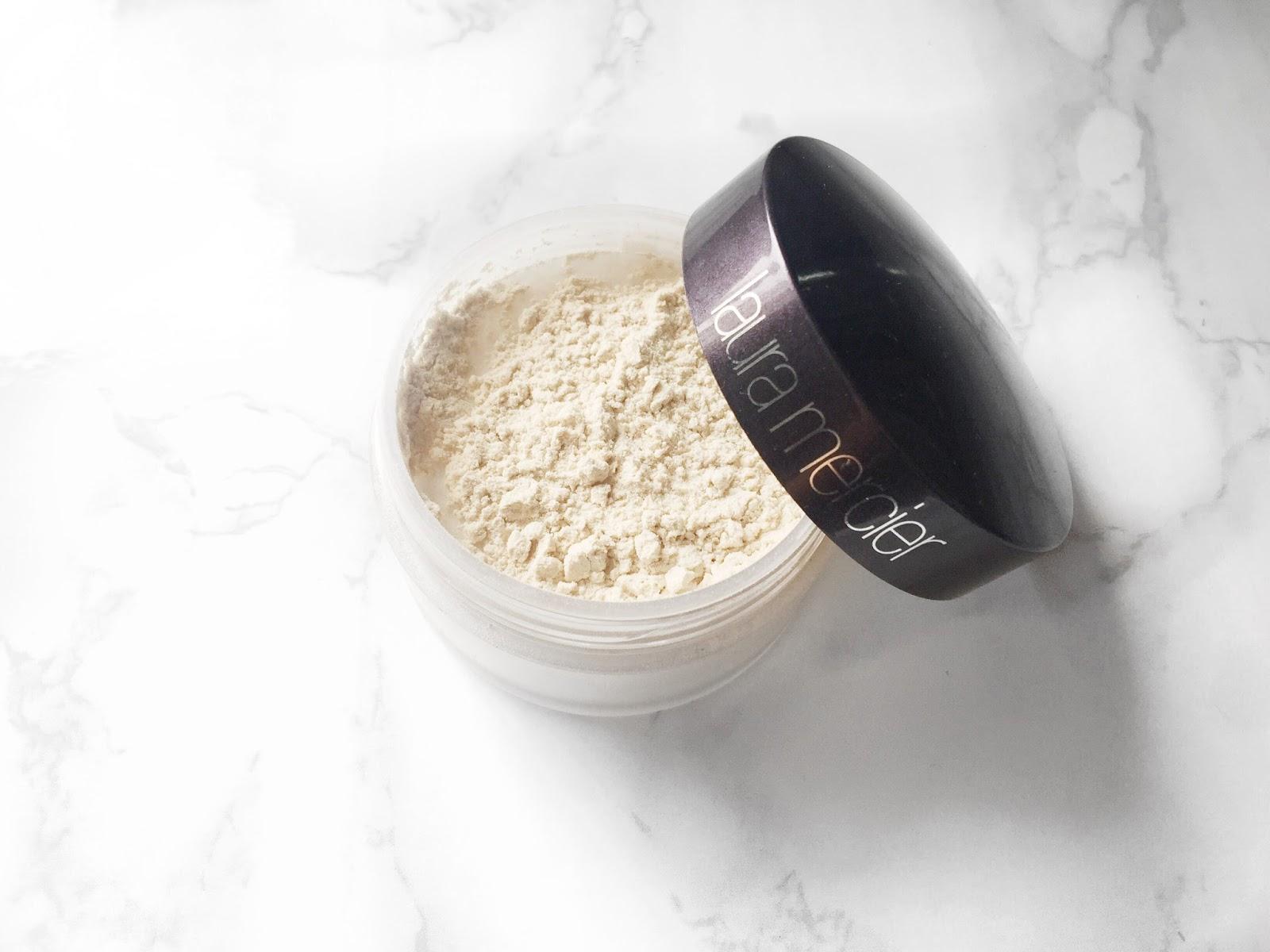 Laura Mercier Translucent Powder Review