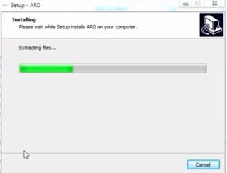 Cara Install Aplikasi ARD Offline yang Benar
