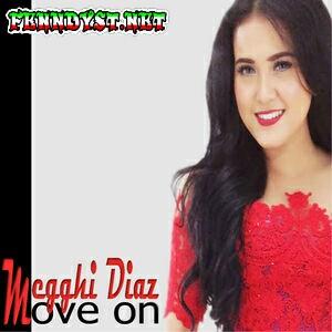 Meggie Diaz - Move On - EP (2015) Album cover