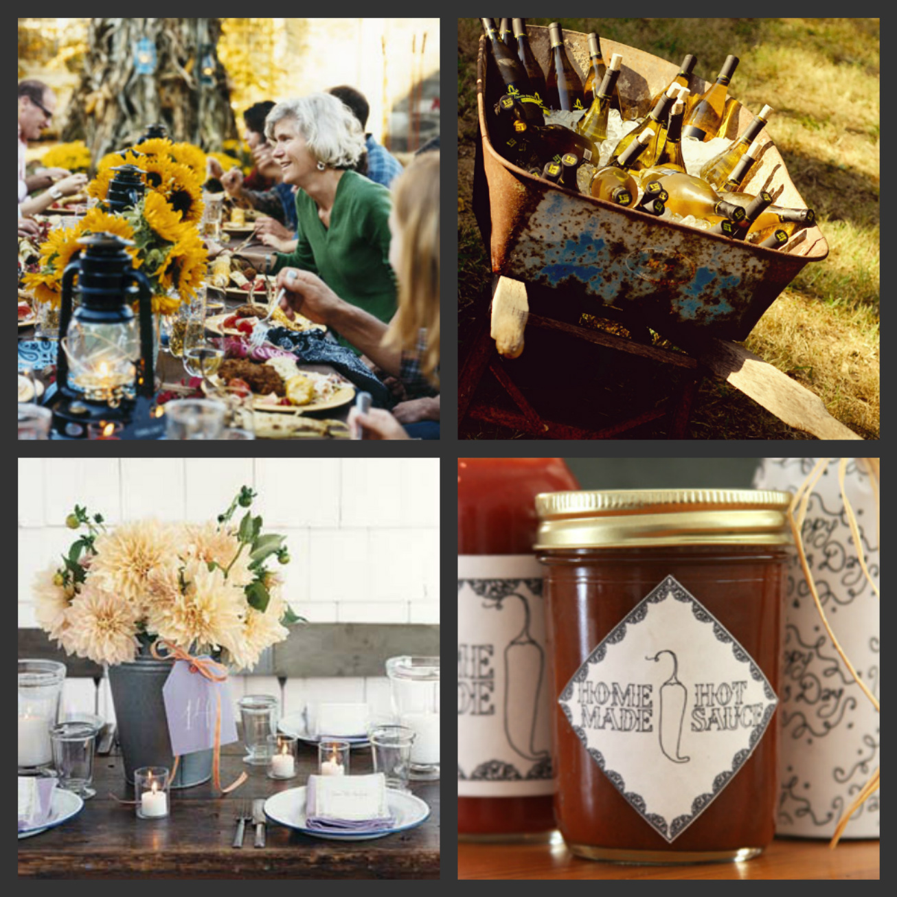 Bbq Wedding Reception Ideas: Weddings Are Fun Blog: A Barbeque Themed Wedding Style Guide