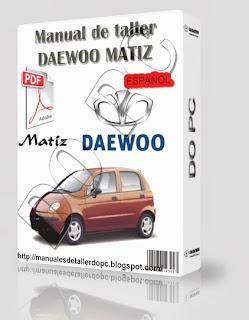 descargar manual daewoo matiz español gratis pdf