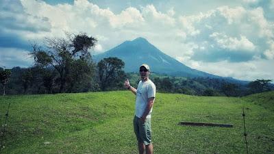Parque nacional Volcán Arenal - Costa Rica