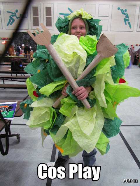 Funny Cos Lettuce Play Joke Picture Meme