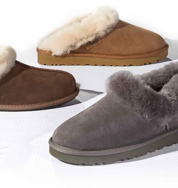 slip into slippers