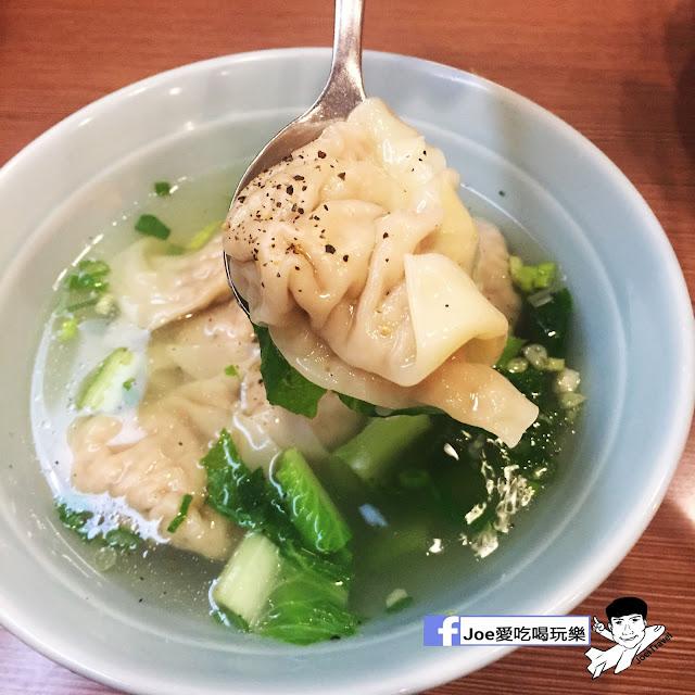 IMG 0370 - 富子江家餛飩,超級大尺寸的餛飩麵,超級嗆辣的麻辣烏龍豆干必吃啊~