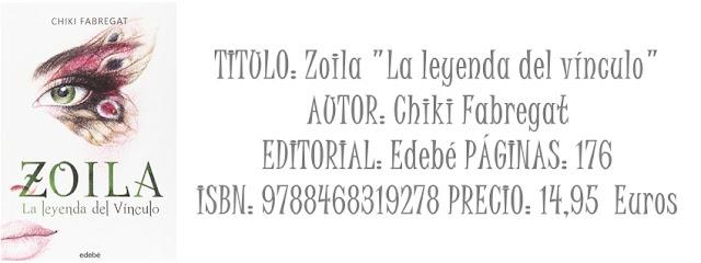 """Reseña: Zoila """"La leyenda del vínculo"""""""