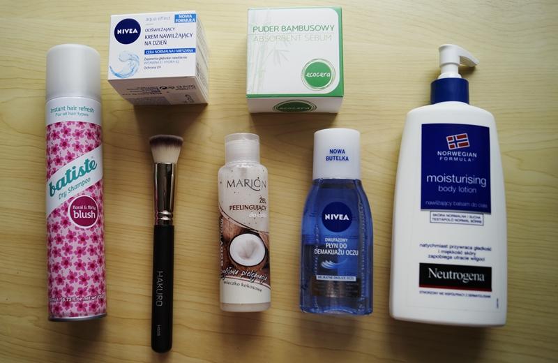 EZEBRA.PL | Mini haul kosmetyczny