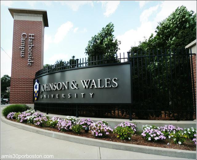 Universidad de Jhonson & Wales, Providence