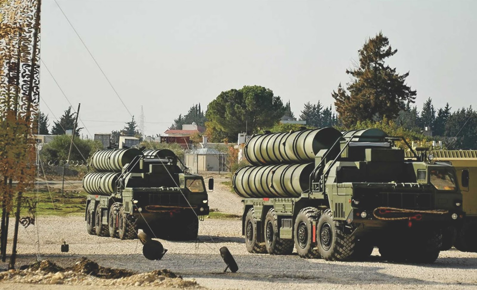 Operator satelit Israel mengklaim telah memotret S-300 di Suriah utara