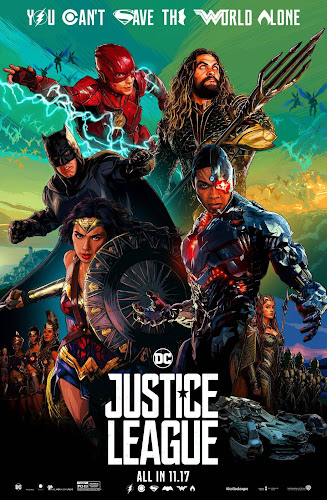 Justice League (BRRip 720p Dual Latino / Ingles) (2017)
