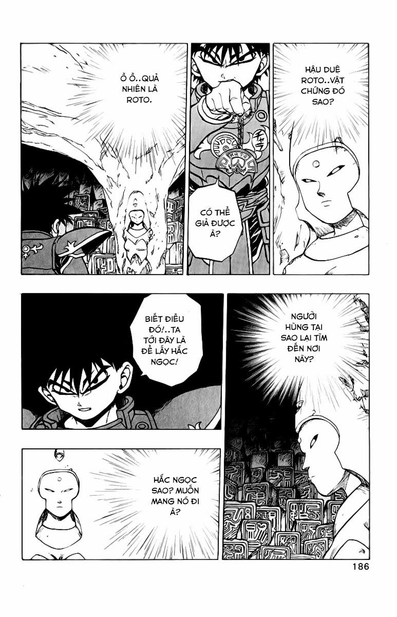 Dragon Quest: Emblem of Roto chap 37 trang 46
