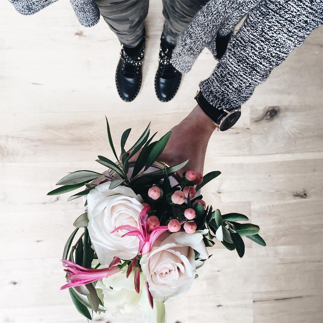 blog lifestyle, blog podróżniczy, thedailywonders, kwiaty