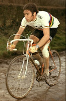 Wielrenner Eddy Merckx Belgie
