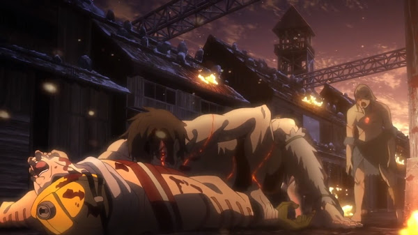 Koutetsujou no Kabaneri: Temporada 2 Episódio 2 Legendado HD