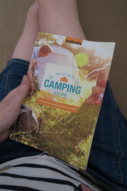 Halford's Camping Guide