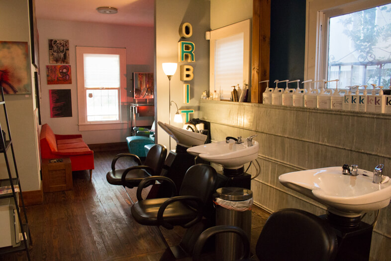 Orbit hair salon