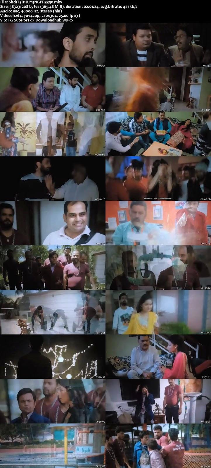 Shaadi Teri Bajayenge Hum Band 2018 Hindi 480p Pre-DVDRip x264
