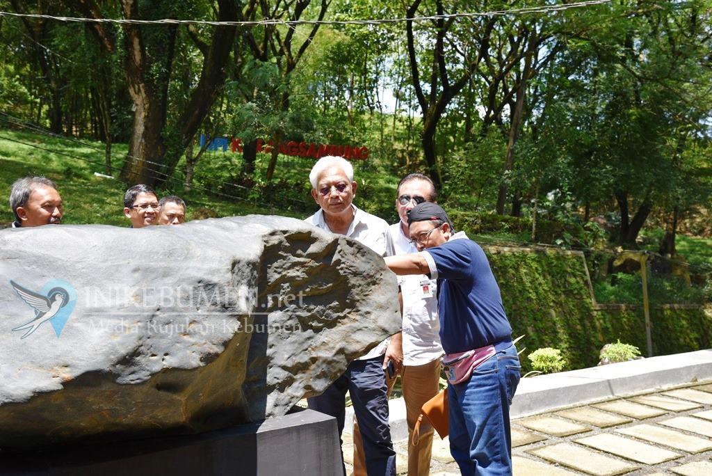 Kunjungi Kebumen, Wapres Geopark Global Minta Masyarakat Kembangan Geowisata