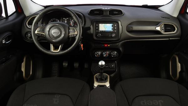 Interior Jeep Renegade