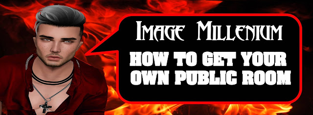 HOW TO GET YOUR OWN PUBLIC ROOM ON IMVU - IMAGE'S IMVU HACKS AND TIPS