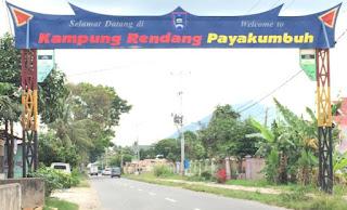 Kampung Rendang Payakumbuh