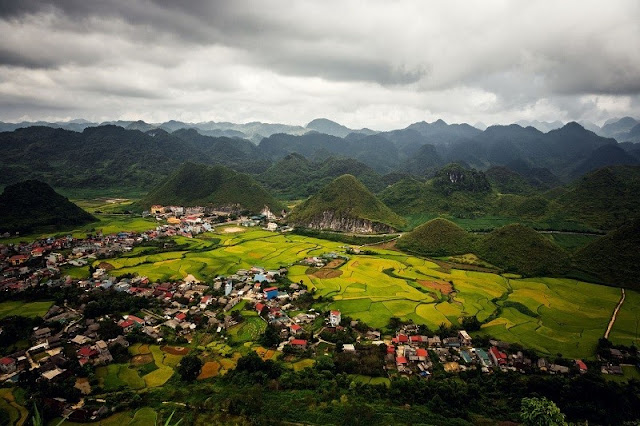 Quan Ba heaven gate in Ha Giang 1