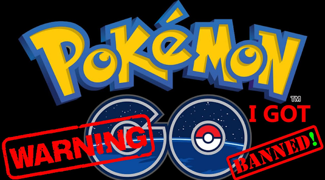 Tanda Apabila Akun Pokemon GO Ente diBanned!