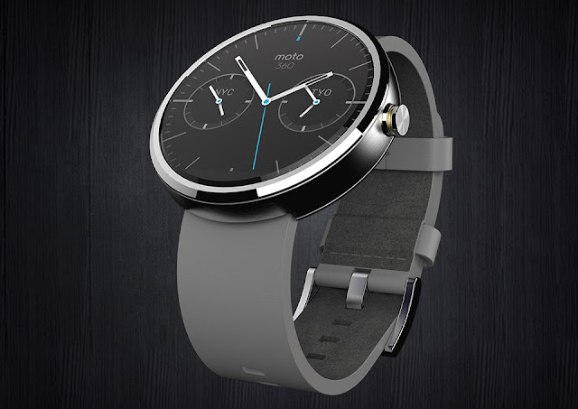 Motorola Moto 360 Can Already Update Android Wear 2.0