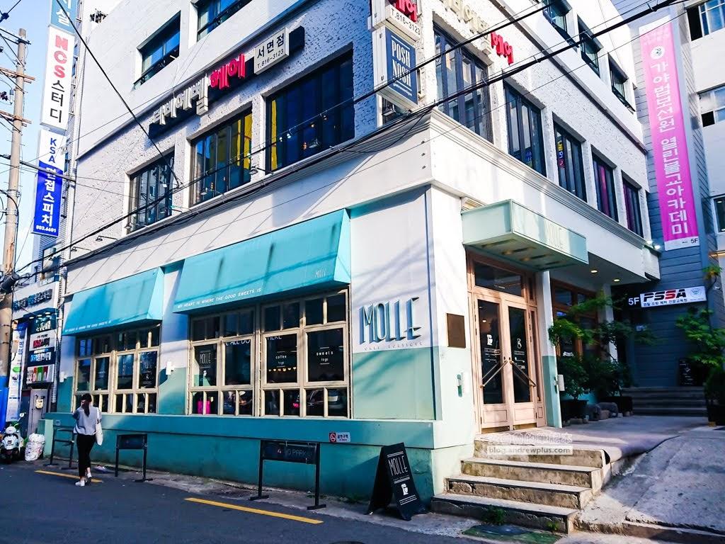 釜山西面站逛街,釜山西面站景點,西面站買東西,西面站換錢