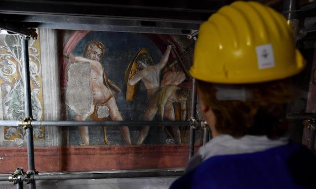 Hercules Room at Rome's Palazzo Venezia to be restored