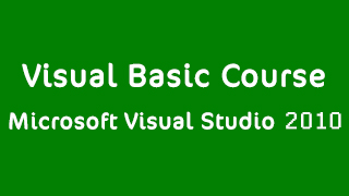 Visual Basic Course  Microsoft Visual Studio 2010 - دروس4يو Dros4U