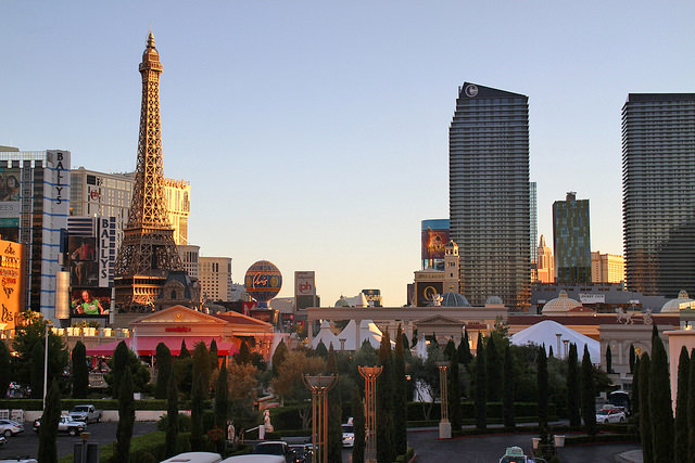 Best Vacation Places: Las Vegas