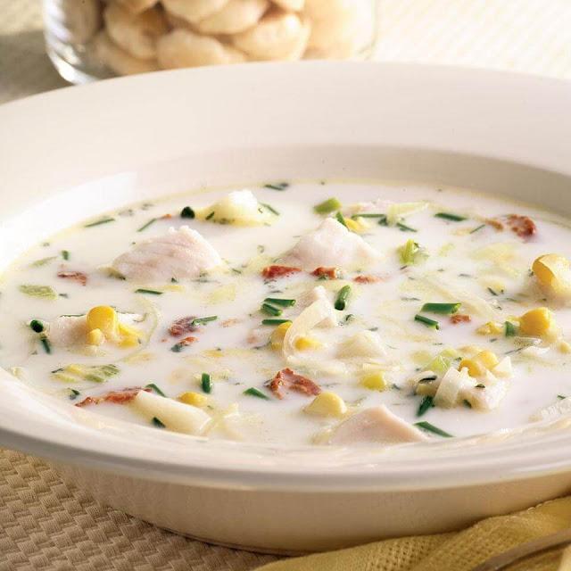 cuisine:clam chowder