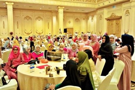 Gathering Nasional Ressti Group Makassar