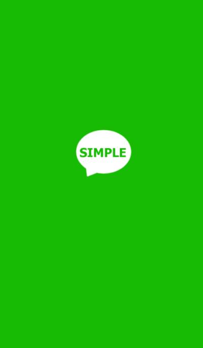 Very simple guy