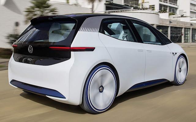 VW e-Golf deixará de ser produzido com a chegada do I.D.