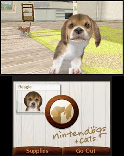 Nintendogs + Cats - French Bulldogs and New Friends 3DS CIA Gdrive