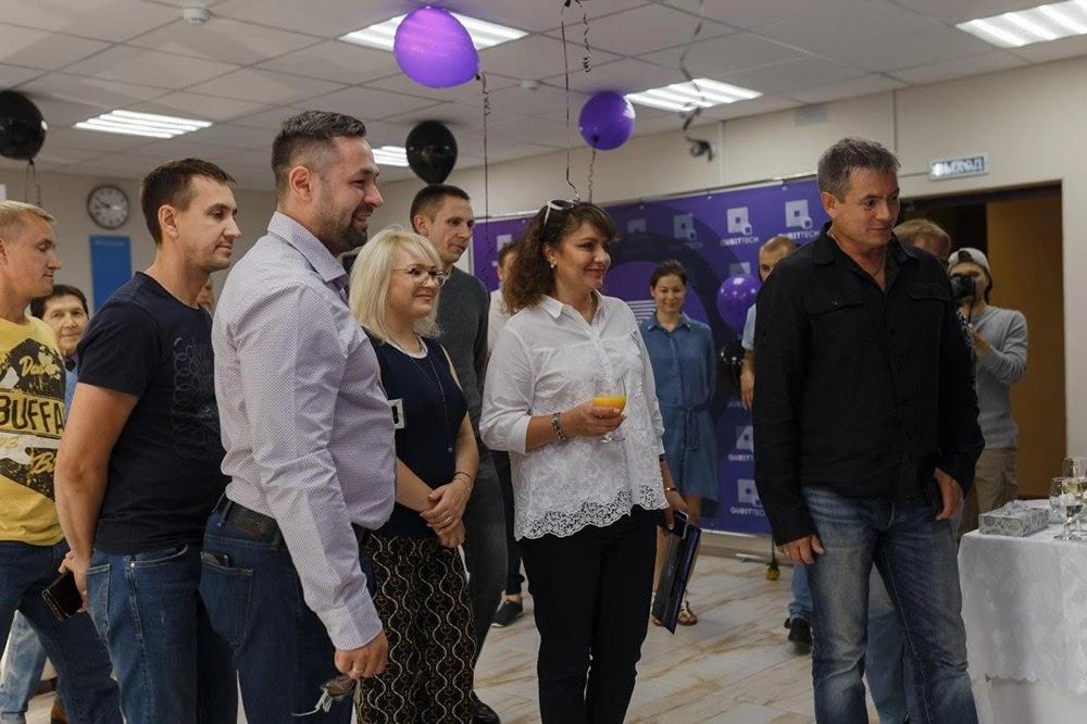 Открытие Qubittech в Тольятти 5