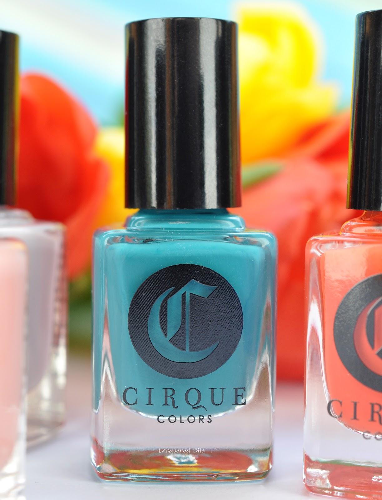 Mermaid Parade - Cirque Colors Spring/Summer 2016